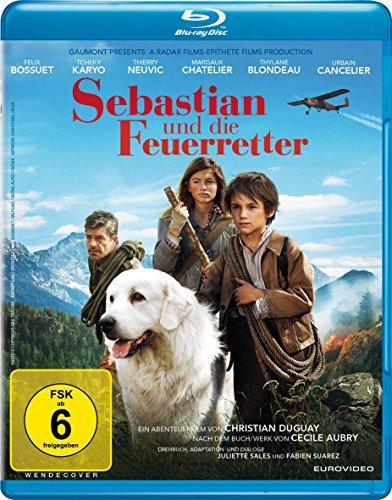 Blu-ray - Sebastian und die Feuerretter