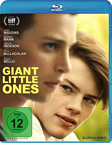 Blu-ray - Giant Little Ones