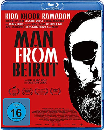 Blu-ray - Man From Beirut