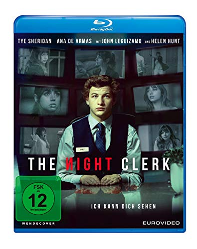 Blu-ray - The Night Clerk