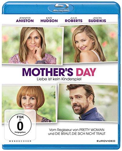 Blu-ray - Mother's Day - Liebe ist kein Kinderspiel