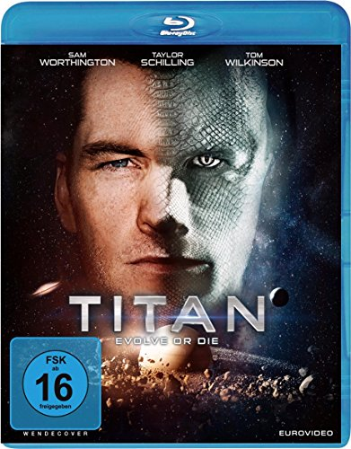 Blu-ray - Titan - Evolve or die