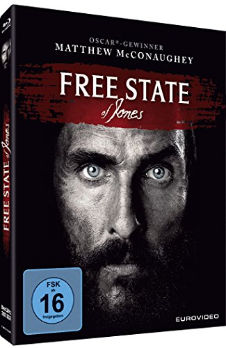 Blu-ray - Free State Of Jones