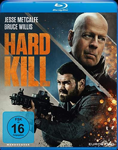 Blu-ray - Hard Kill