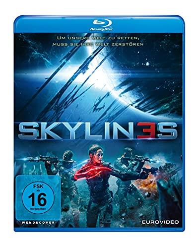 Blu-ray - Skylines 3 [Blu-ray]
