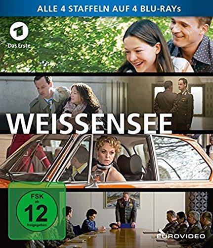 Blu-ray - Weissensee - Staffel 1 - 4