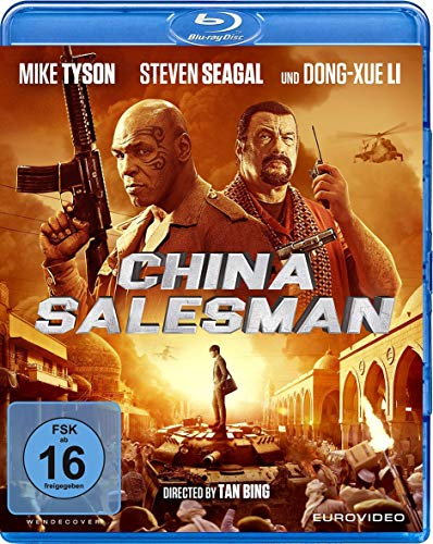 Blu-ray - China Salesman