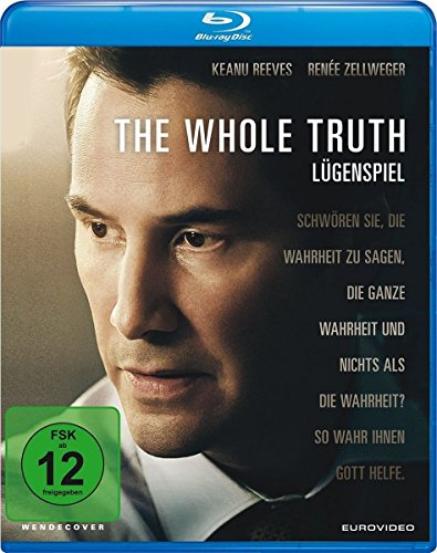 Blu-ray - The Whole Truth - Lügenspiel