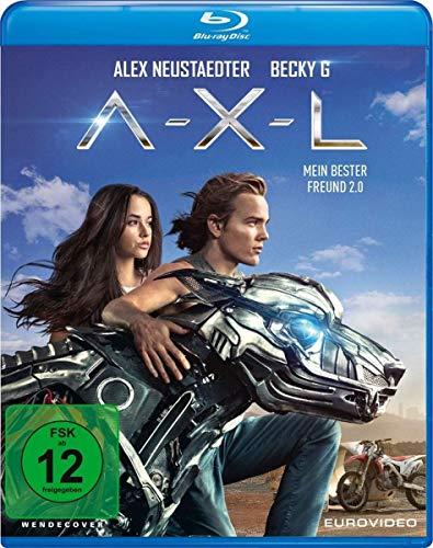 - A-X-L - Mein bester Freund 2.0 [Blu-ray]