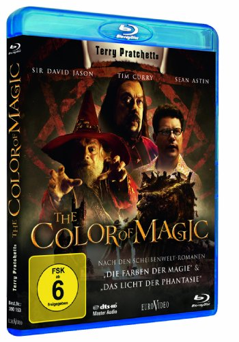 Blu-ray - The Color of Magic