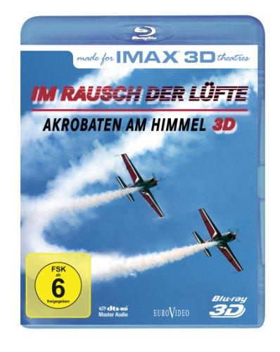Blu-ray - Im Rausch der Lüfte - Akrobaten am Himmel 3D (IMAX 3D)
