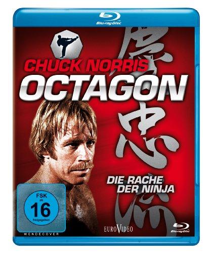 Blu-ray - Octagon - Die Rache der Ninja (Uncut)