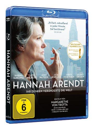 Blu-ray - Hannah Arendt