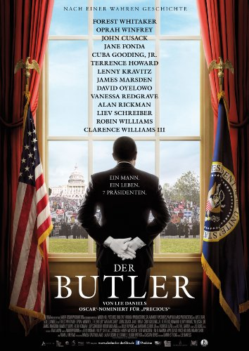 Blu-ray - Der Butler (Limited White House-Edition)