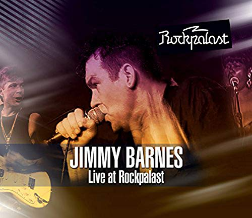 Barnes , Jimmy - Live At Rockpalast (DVD 2CD SET)