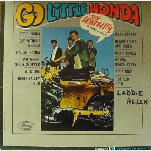 Hondells , The - Go Little Honda & The Hondells