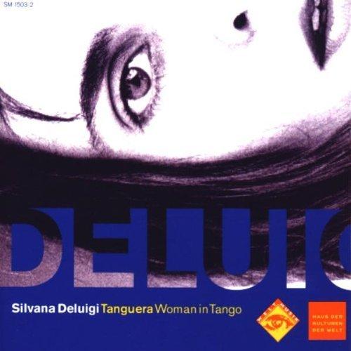 Deluigi , Silvana - Tanguera woman in tango