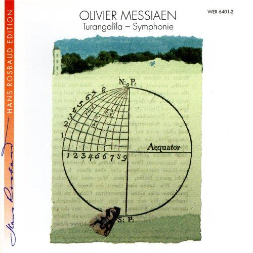 Messiaen , Olivier - Turangalila-Symphonie (Hans Rosbaud Edition)