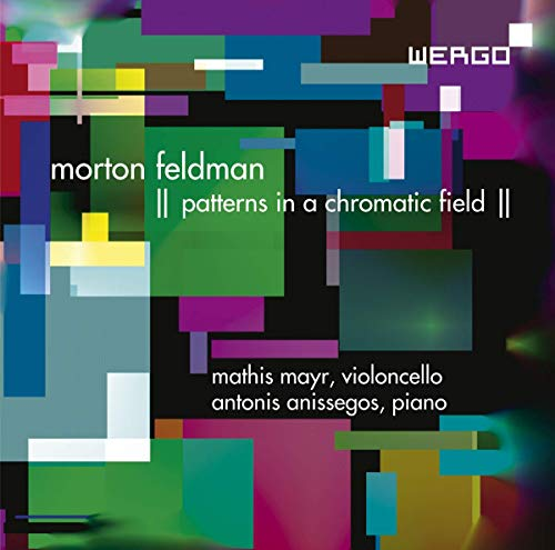 Feldman , Morton - Patterns In A Chromatic Field (With Mathis Mayr & Antonis Anissegos)