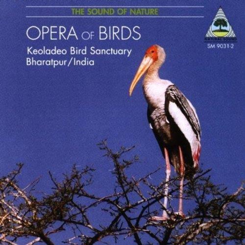 Pannke , Peter & Bosshard , Andres - The Sound Of Nature - Opera Of Birds (Keoladeo Bird Sanctuary Bharatpur / India)