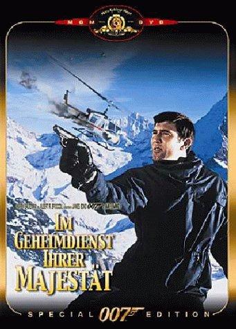 DVD - James Bond 007 - Im geheimdienst ihrer majestät