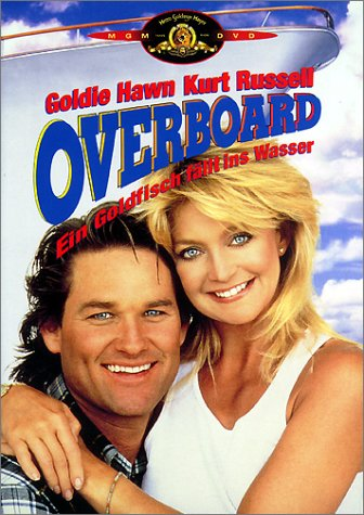 DVD - Overboard