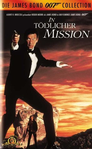 DVD - James Bond 007 - In tödlicher Mission (Special Edition)