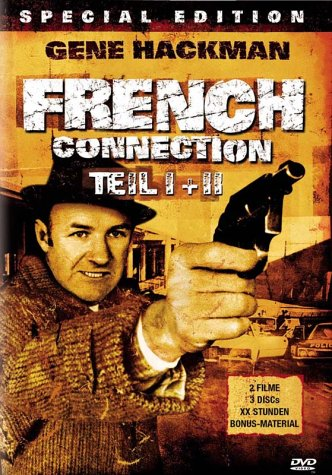 DVD - French connection teil 1+2 (3er Disc-set)