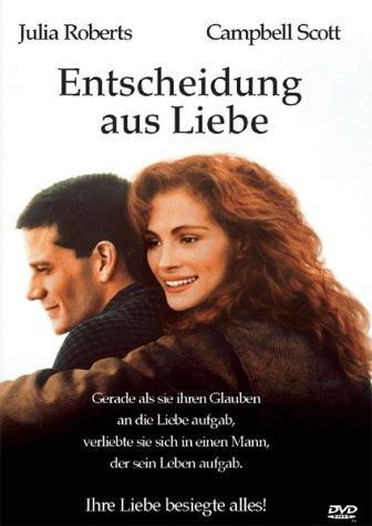 DVD - Entscheidung aus Liebe
