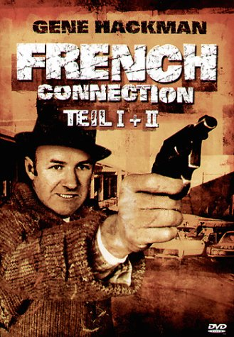 DVD - French Connection 1 & 2