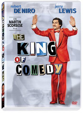 DVD - The king of comedy