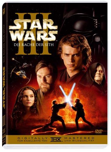 DVD - Star Wars - Episode 3 - Die Rache der Sith