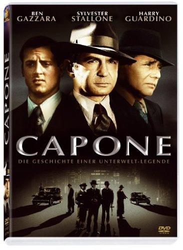 DVD - Capone (mit Stallone)