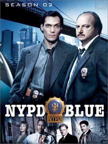 DVD - NYPD Blue - Steffel 2