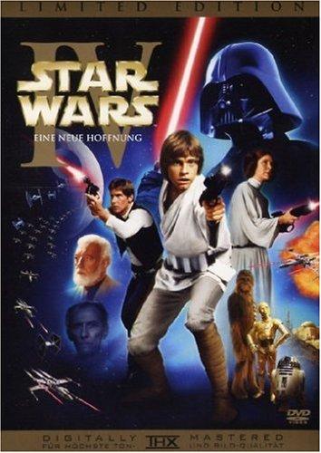 DVD - Star Wars -  Episode 4 - Eine neue Hoffnung (Limited Edition)