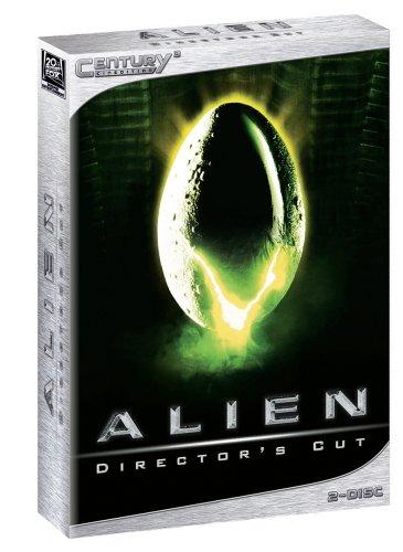 DVD - Alien- director's cut (Century3 cinedition)
