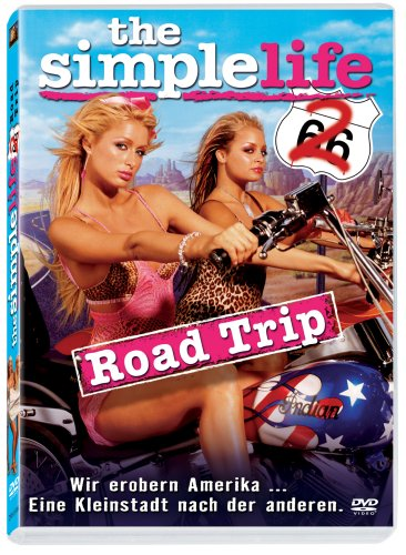 DVD - The Simple Life - Steffel 2 - Road Trip
