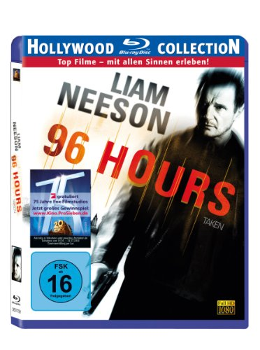 Blu-ray - 96 Hours