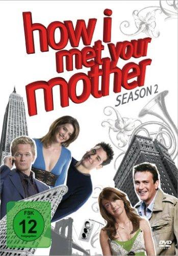 DVD - How I Met Your Mother - Staffel 2