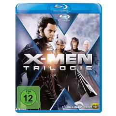 Blu-ray - X-Men Trilogie