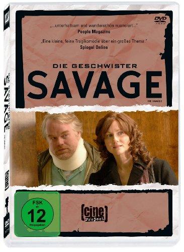 DVD - Die Geschwister Savage (Cine Project)