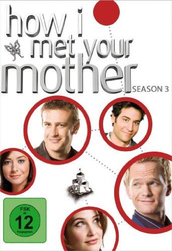 DVD - How I Met Your Mother - Staffel 3