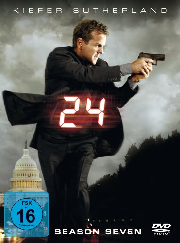 DVD - 24 - Staffel 7 (Klapp Box)