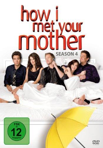 DVD - How I Met Your Mother - Staffel 4