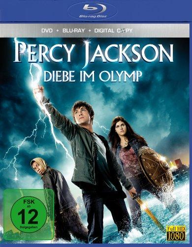 Blu-ray - Percy Jackson - Diebe im Olymp ( DVD)