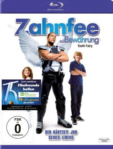 Blu-ray - Zahnfee auf Bewährung (Tooth Fairy)