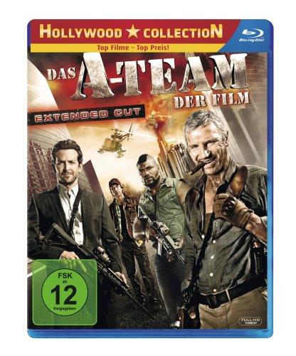 Blu-ray - Das A-Team - Der Film (Extended Cut)