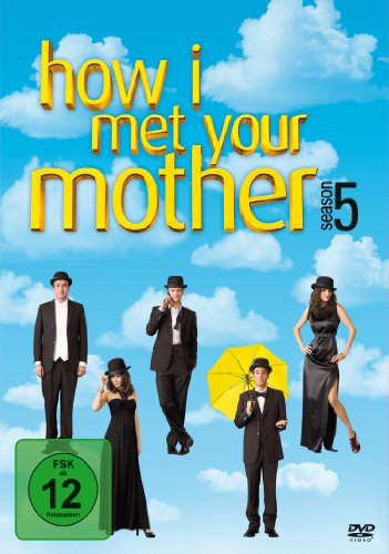 DVD - How I Met Your Mother - Staffel 5