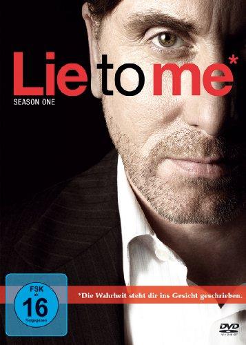 DVD - Lie To Me - Staffel 1