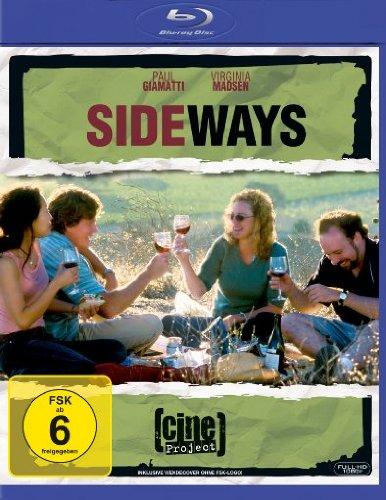 Blu-ray - Sideways (cine Project)